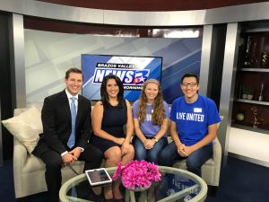 KBTX Media Interview
